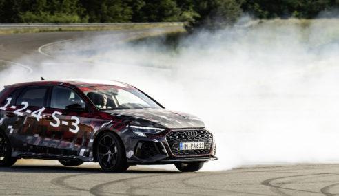 Nouvelle Audi RS 3 : révolution technologique
