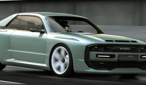 Elegend EL1 : l'Audi Sport quattro réinventée