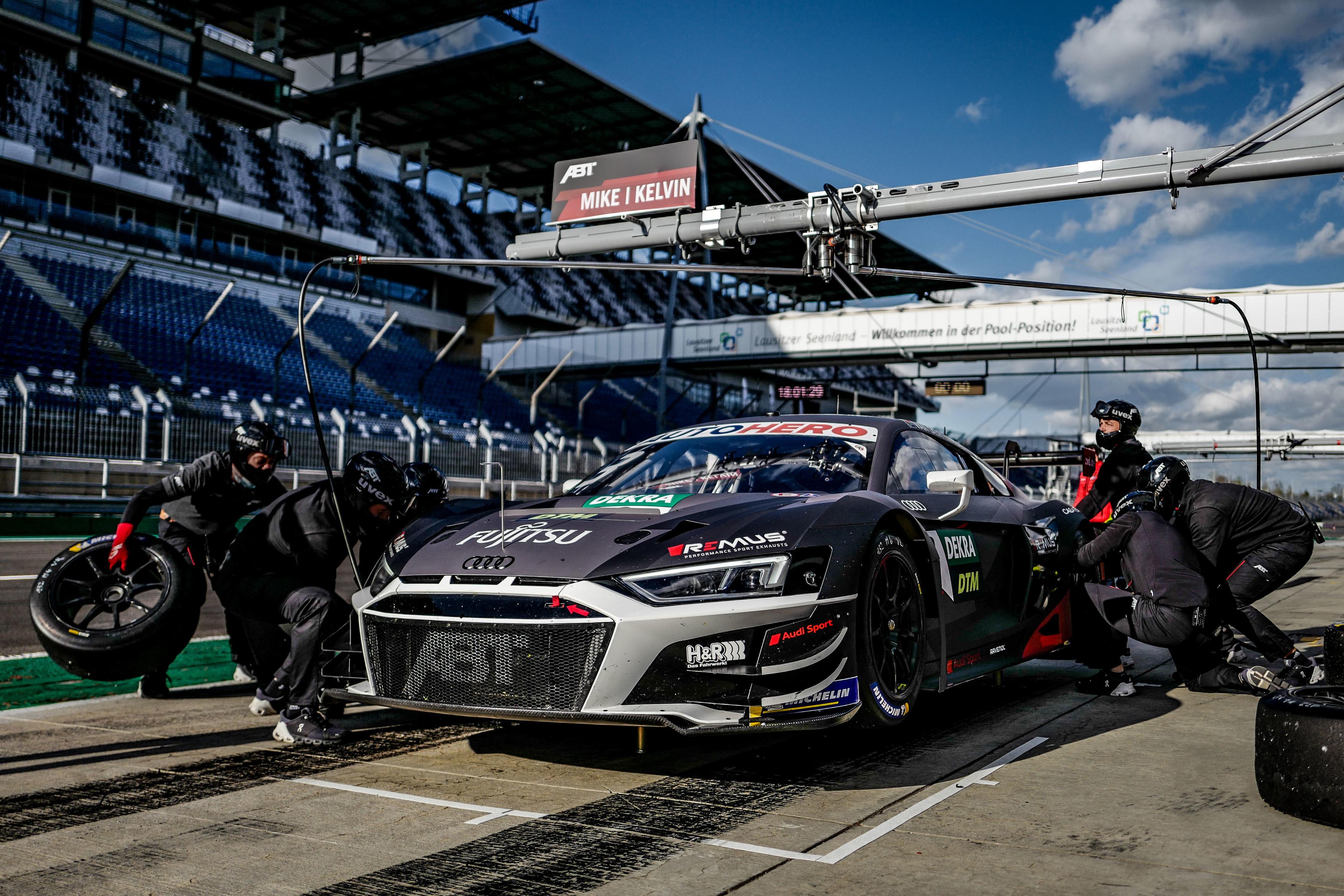 Audi R8 LMS #3 (Team ABT Sportsline)