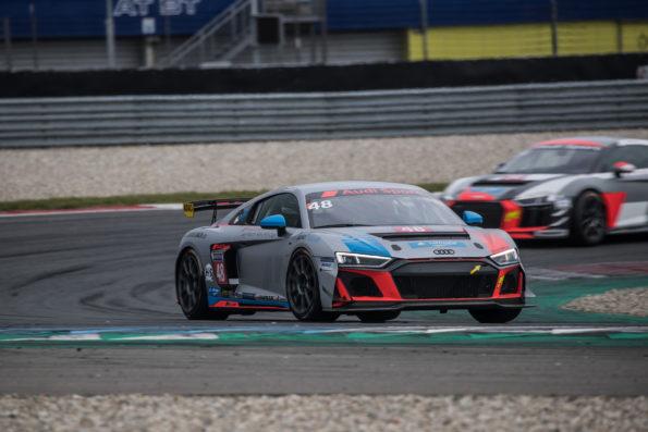 Audi R8 LMS GT4 (Heide-Motorsport)