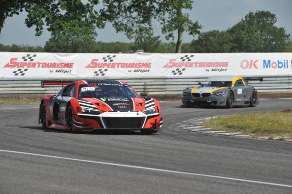 Audi R8 LMS #585 (Valdemar Eriksen Racing)