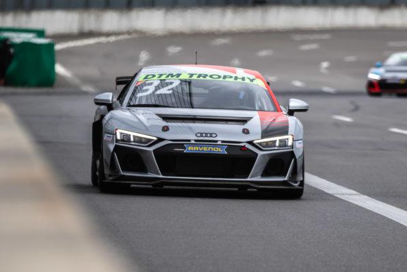 Audi R8 LMS GT4 #32 (Heide-Motorsport)