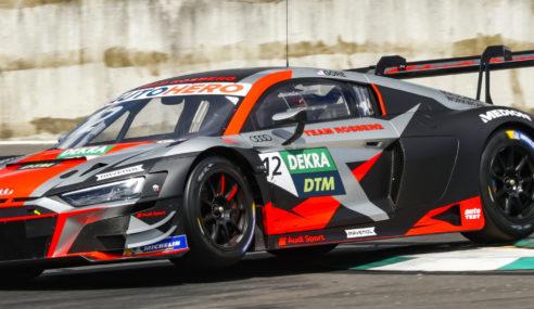 DTM 2021 : 1ère manche, 1ère victoire pour Audi