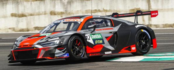 Audi R8 LMS #12