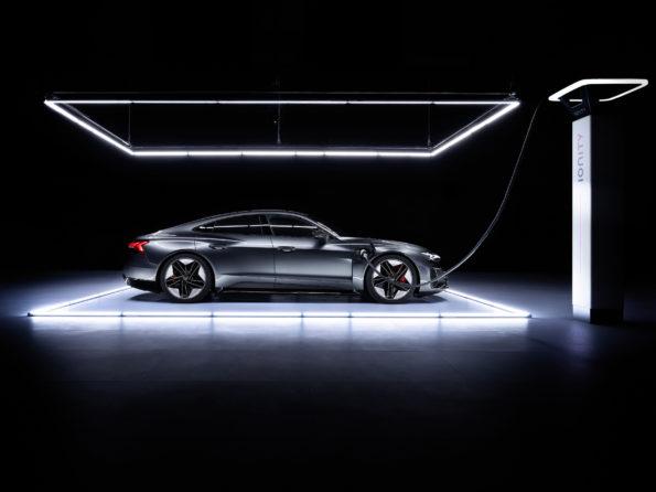 Audi RS e-tron GT - Profil