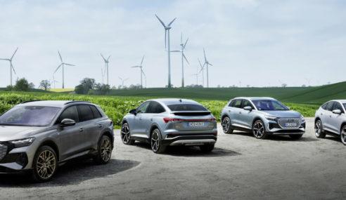 Audi arrêtera les modèles thermiques en 2033