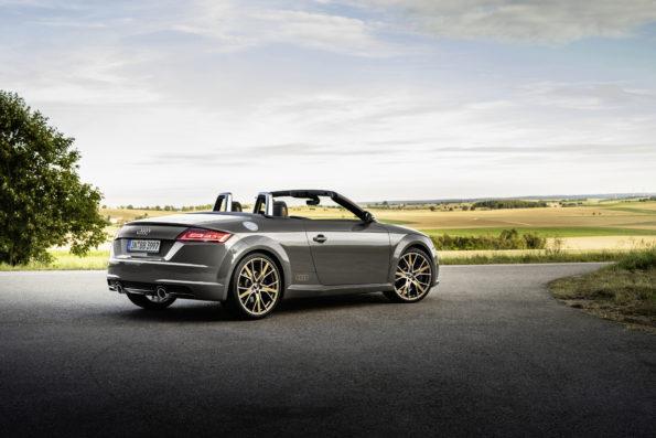 Audi TT Roadster Edition Heritage