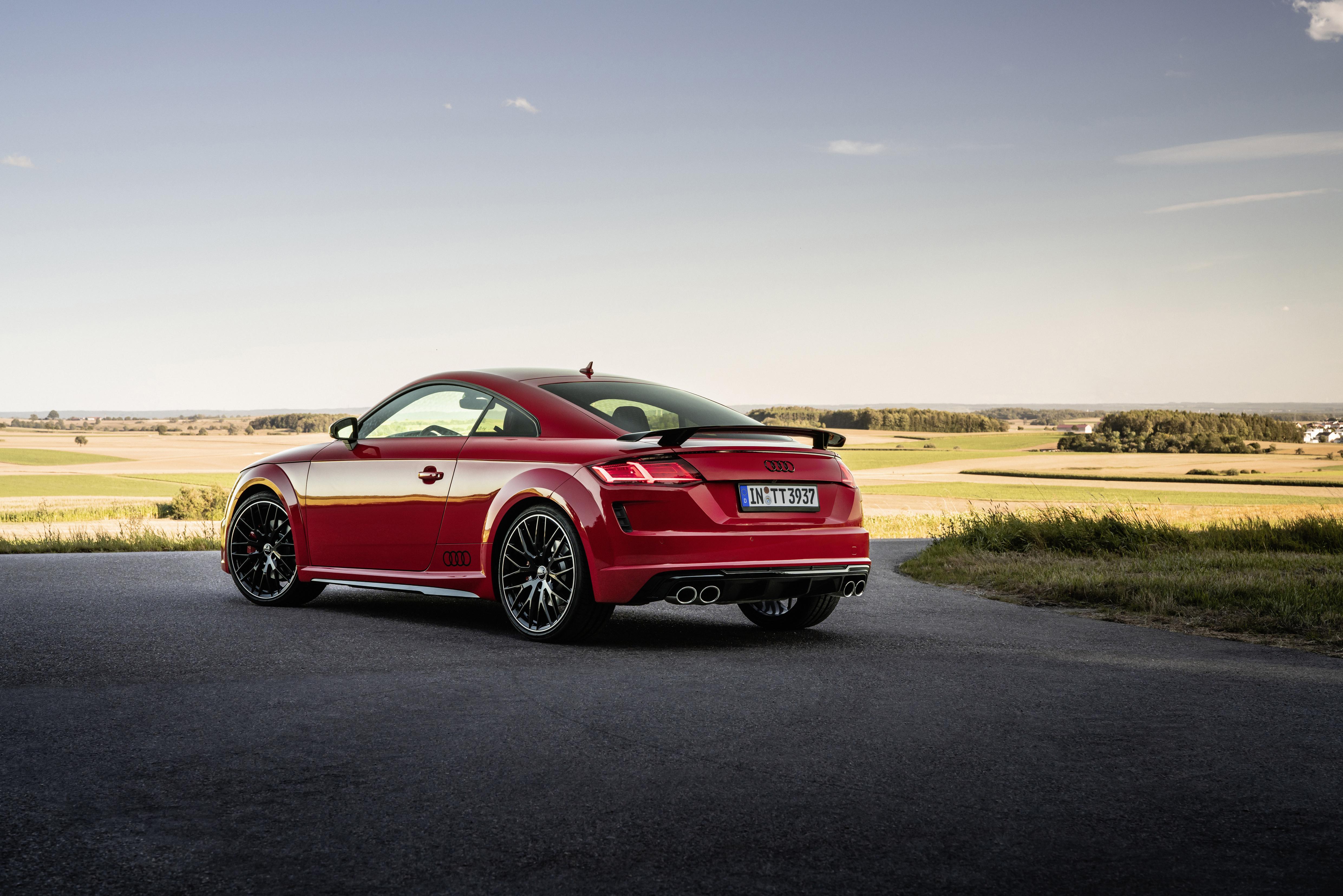 Audi TTS Coupé competition plus