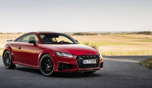 Audi TT & TTS : les deux dernières versions ?