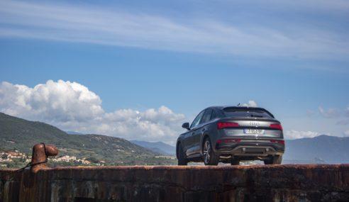 Essai – Audi Q5 Sportback 55 TFSI e quattro