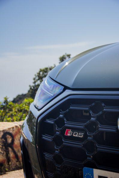 Audi SQ5 Sportback - Détail