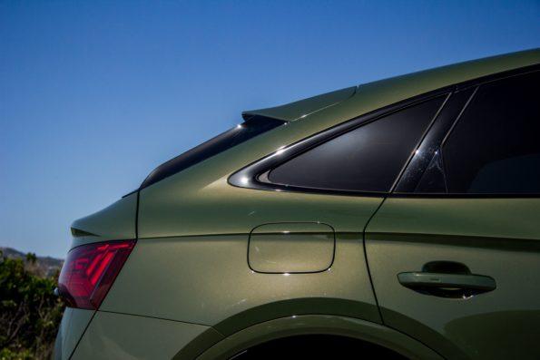 Audi SQ5 Sportback - Lignes arrière
