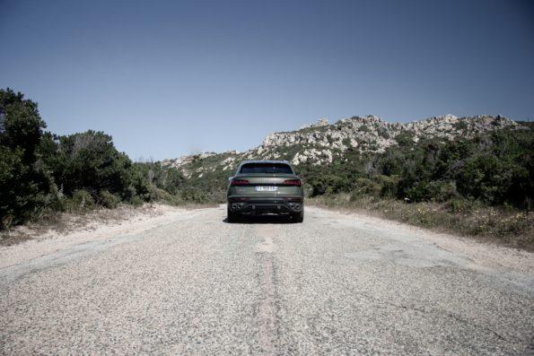 Audi SQ5 Sportback - Arrière
