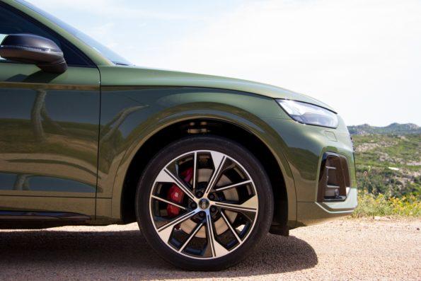 Audi SQ5 Sportback TDI - Profil