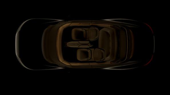 Audi Grandsphere concept - Vue de haut