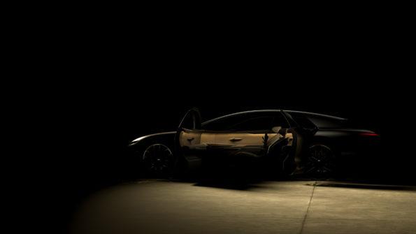 Audi Grandsphere concept - Profil