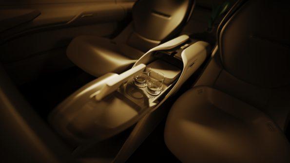 Audi Grandsphere concept - Interieur