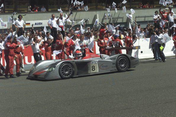 Audi R8 - 24H du Mans 2000