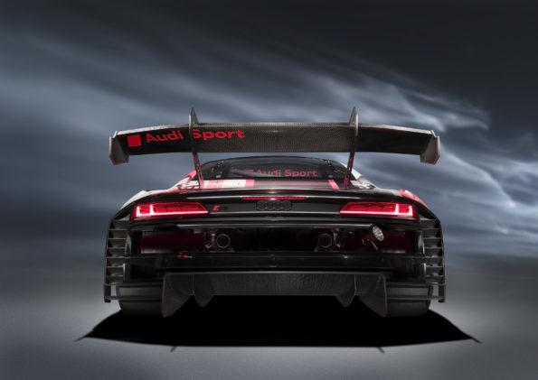Audi R8 LMS GT3 evo II - Arrière