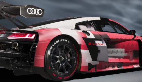 Audi R8 LMS GT3 : la dernière évolution
