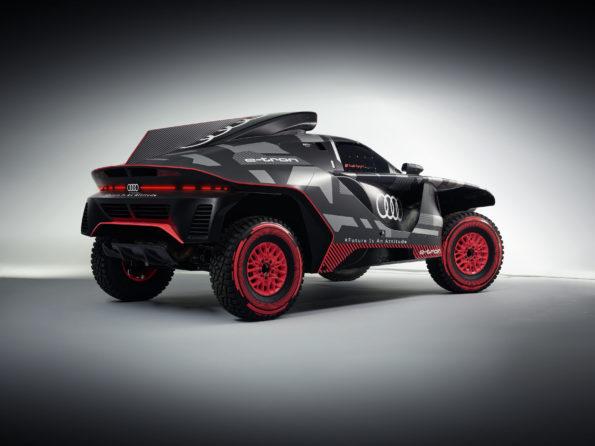 Audi RS Q e-tron - 3/4 Arrière