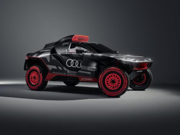 Audi RS Q e-tron - 3/4 Avant