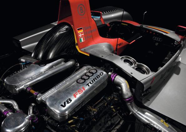 V8 FSI Audi R8 Le Mans