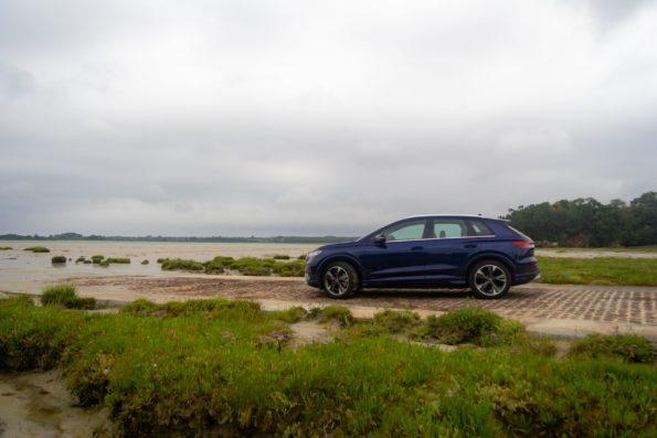 Audi Q4 40 e-tron - Profil