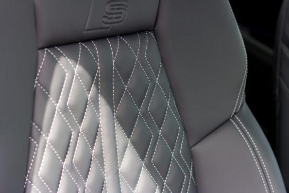 Audi Q4 50 e-tron quattro - Détail sièges