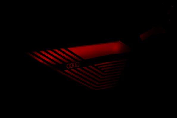 Audi Q4 e-tron - Signature lumineuse