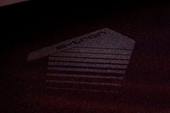 Audi Q4 e-tron - Eclairage au sol