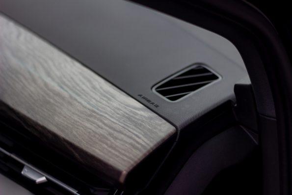 Audi Q4 40 e-tron - Détail planche de bord