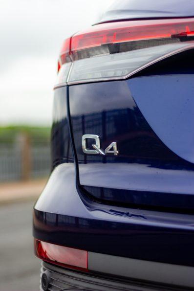 Audi Q4 40 e-tron - Malle arrière