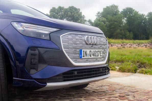 Audi Q4 40 e-tron - Calandre