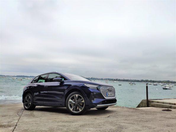 Audi Q4 40 e-tron - 3/4 Avant
