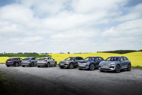 Audi Q4 Sportback 40 e-tron, Audi Q4 Sportback 50 e-tron quattro