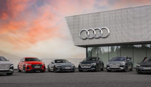 Audi accélère sa transformation pour 2030