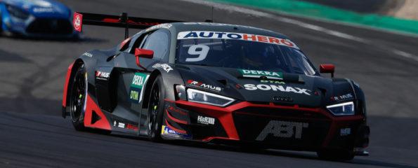 Audi R8 LMS #9 (ABT Sportsline), Mike Rockenfeller