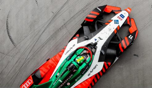 Clap de fin pour Audi en Formula E