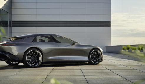 Audi grandsphere concept : luxe et voyage