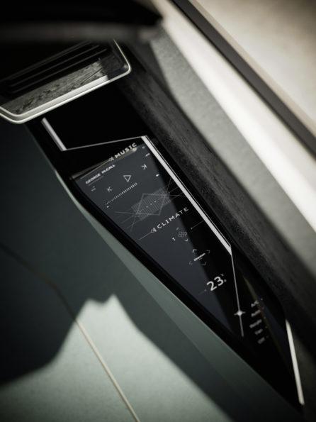 Audi skysphere concept - Détail