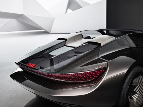 Audi skysphere concept - Arrière