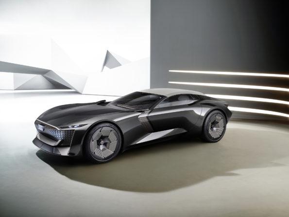 Audi skysphere concept - 3/4 Avant