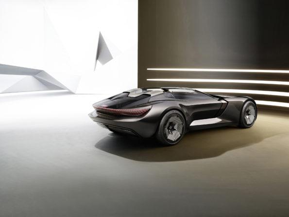 Audi skysphere concept - 3/4 Arrière