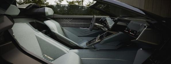 Audi skysphere concept - Interieur