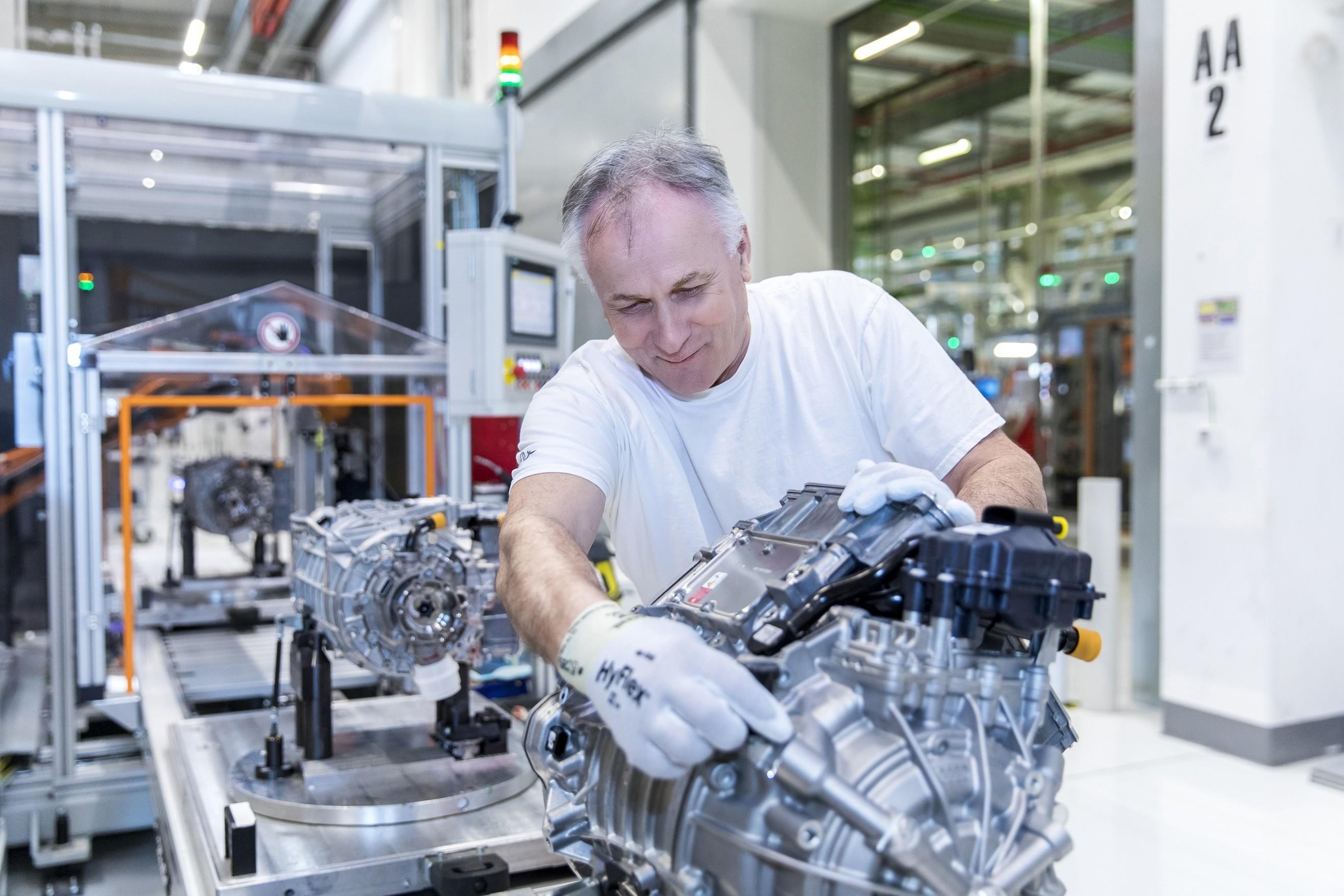 Audi Györ Hungaria : 40 Million de moteurs produits