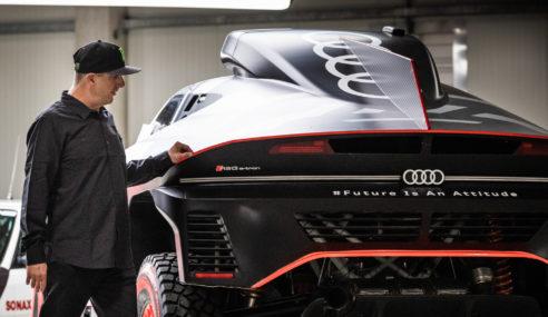 Ken Block rejoint les rangs d'Audi