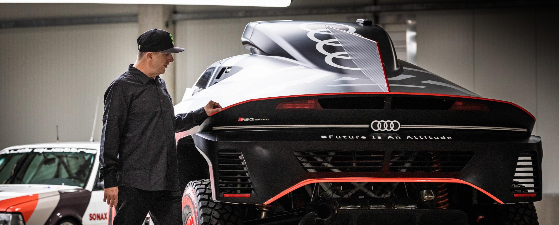 Ken Block, Audi RS Q e-tron