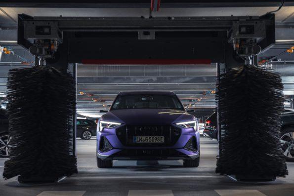 Parking Autonome Audi
