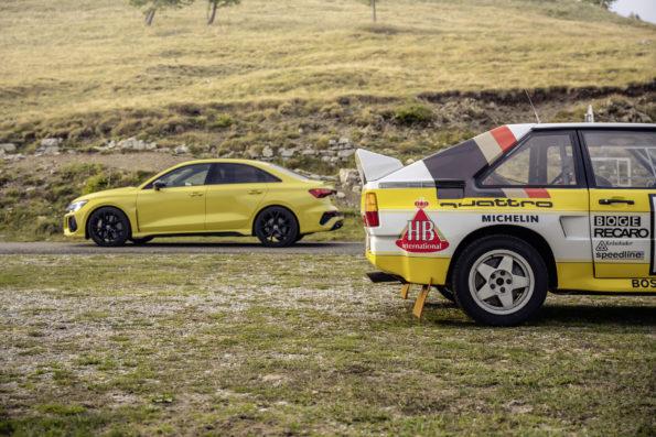 Les moteurs 5 cylindres Audi et leurs légendes